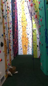 New rope wall